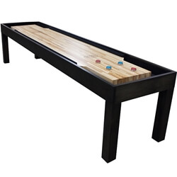 12 Foot Parson Bumper Shuffleboard Table