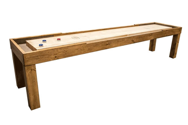12 Foot Parson Shuffleboard Table