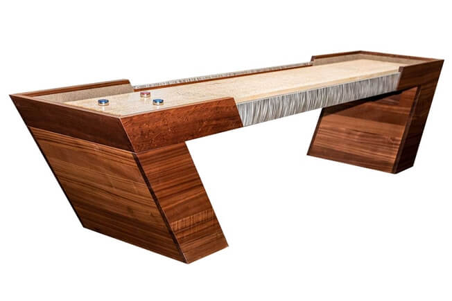 12 Foot Galt Mordern  Shuffleboard Table