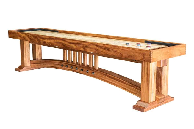 14 Foot The Limbert Shuffleboard Table