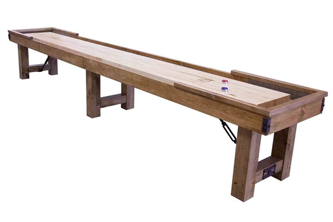 18 Foot Vicksburg  Shuffleboard Table